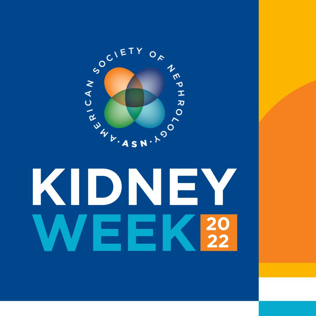 American Society of Nephrology | Kidney Week - Home