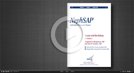 Take a Tour of NephSAP