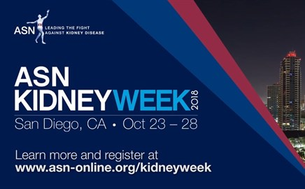 Kidney Week in San Diego!