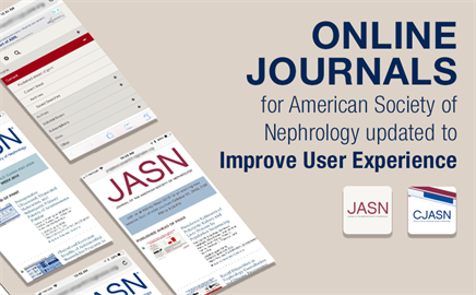 ASN Journals Updated with New Features and UX Design