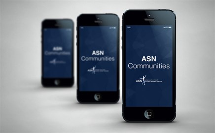 ASN Communities Mobile App