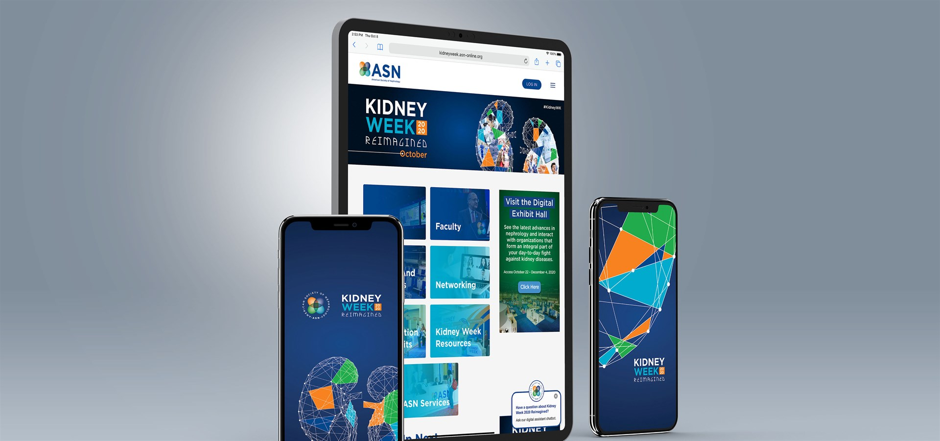 Kidney Week 2020 Launches